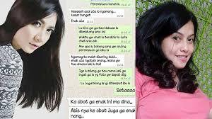 ungkap wanita diduga selingkuhan suaminya inilah chat lengkap