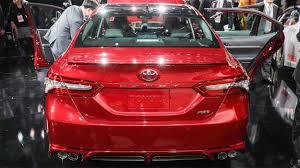 toyota camry 2019 toyota camry 2018 2019 u2013 meet new camry cars news reviews spy