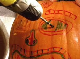 halloween pumpkin carving tiki jack o u0027 lantern how tos diy