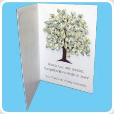 money tree card big and