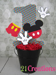 mickey mouse center pieces mickey mouse centerpiece by 21creations on etsy 16 00 jaydeenz