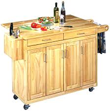 solid wood kitchen islands buy solid wood kitchen island w casters picturesque breathingdeeply