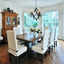 dining room slipcovers dining room slipcovers home design ideas and pictures
