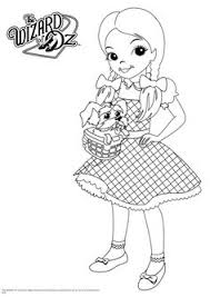 lots wizard oz coloring pages link