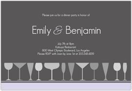 Dinner Party Invitations Sophisticated Gray Dinner Party Invite Dinner Party Invitations