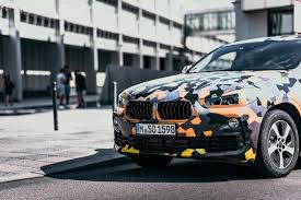 bmw ads bmw drops more camouflaged x2 official images