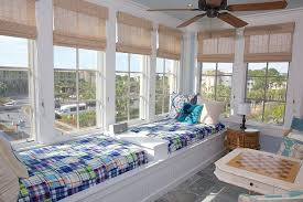 How To Design A Sunroom 25 Cheerful And Relaxing Beach Style Sunrooms