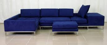 Microfiber Sofa Sectionals Navy Blue Leather Sectional Sofa And Sofas Sectionals Fabric