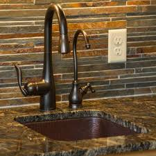 Slate Backsplash Pictures And Design by Copper Slate Backsplash Design Ideas Pictures Remodel And Decor