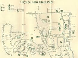 Map Of New York State Parks by Cayugalakemap Jpg