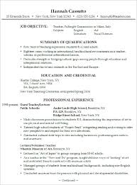 example of a work resume lovinglyy us