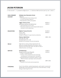 The Best Resume Font by Resume Font Calibri Resume For Your Job Application