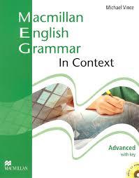 macmillan english grammar in context advanced english 7