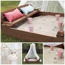 Backyard Sandbox Ideas 32 Smart Diy Ways To Prepare Your Backyard For Enterntaining