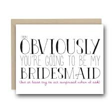 asking to be bridesmaid ideas top 20 best bridal party gifts cards