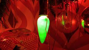vintage christmas tree lights vintage 1950s christmas lights on my vintage christmas tree youtube