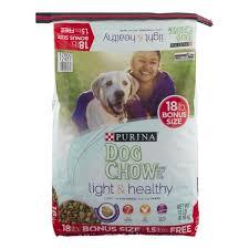 purina light and healthy is purina dog chow a good dog food foodfash co