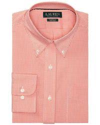 lauren by ralph lauren lauren by ralph lauren mens dress shirt