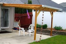 suntuf and cedar patio cover north albany tnt builders