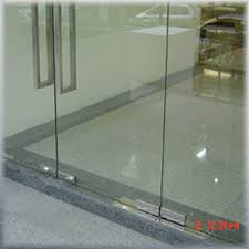 patch fitting glass door patch fitting