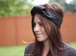 headband roll how to make a turban headband more