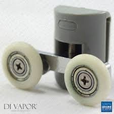 Shower Door Fittings by Shower Door Rollers Spares