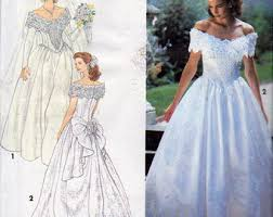 mcclintock wedding dresses 1990 mcclintock wedding gown ivory