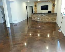 clever design how to paint basement floor astonishing decoration