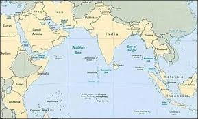 middle east map india middle east and indian explore world