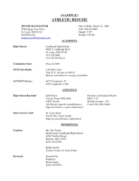 resume for high students template resume for seniors carbon materialwitness co