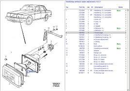1992 volvo 240 fuse box diagram wiring diagrams