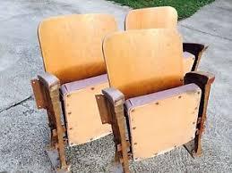 3 seats armchair folding seats chair cinema theatre bench indus
