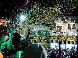 A Night At Carnival In Port Au Prince Thirdeyemom Carnival Om