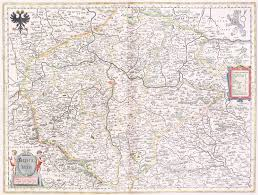 Bohemia Map Atlas Maior Vol 3 Z 1 24 Germany Part 1 Maps 1 45 U2013 L Brown Collection