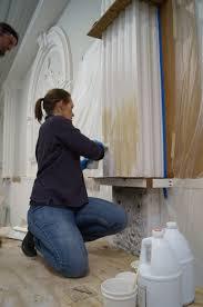liquid mold rubbers for plaster ornamentation millwork polytek