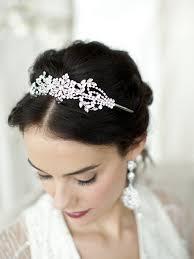 wedding headband popular wedding headband or tiara with vintage deco