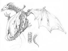 dragon tattoo design by r e w a n on deviantart