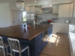 ikea navy blue kitchen cabinets decorator told not to do an ikea kitchen but she