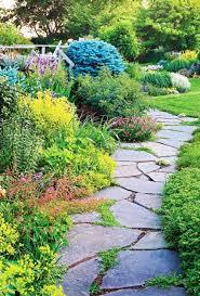 garden paths 9 ways to create a garden path midwest living