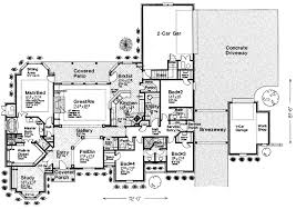 luxury house plans one story pretty looking 5 patio home plans one story european house plan