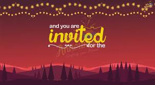 membuat video wedding invitation video wedding invitations letsannounce