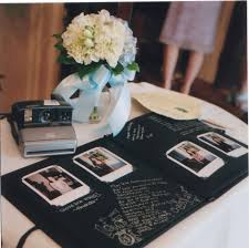 poloroid guest book the great guestbook debate the utter