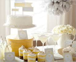 yellow and gray baby shower yellow baby shower yellow and gray baby shower pottery barn kids