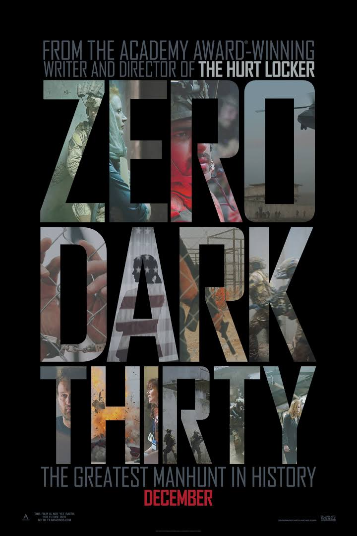 Zero Dark Thirty 2012 BluRay 720p 750MB ( Hindi – English ) ESubs MKV