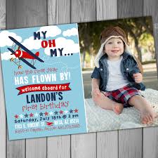 airplane birthday invitations u2013 gangcraft net
