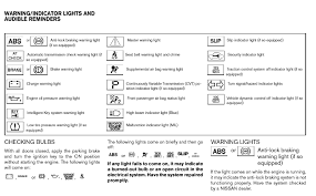 nissan altima engine oil pressure warning light i have a 2007 nissan altima the dashboard warning light just came