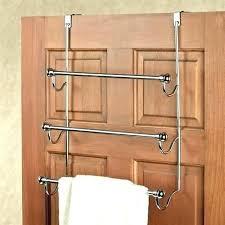 over cabinet door towel bar kitchen cabinet door towel bar kitchen design ideas under sink towel
