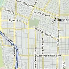 pasadena ca map the 25 best pasadena california map ideas on pasadena