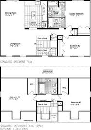 north carolina modular home floor plans newton 2 story modular