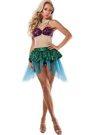 mermaid costume green strapless mermaid costume costumes